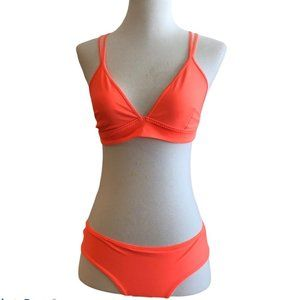 Lululemon Surf to Sand Sz 6 Reversible Bikini Set